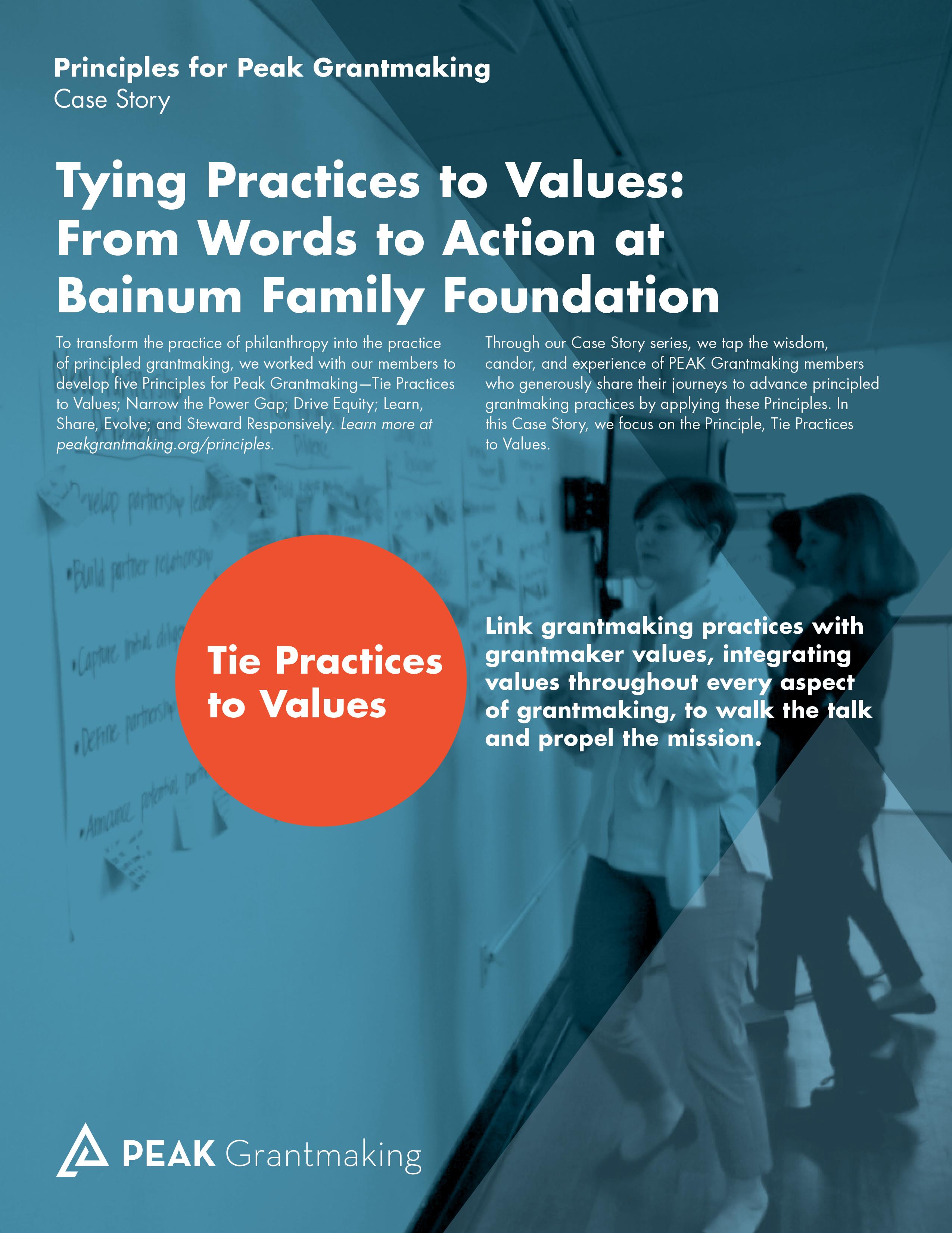 Bainum Case Story