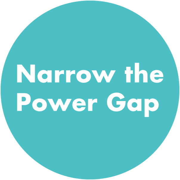 Narrow the Power Gap image