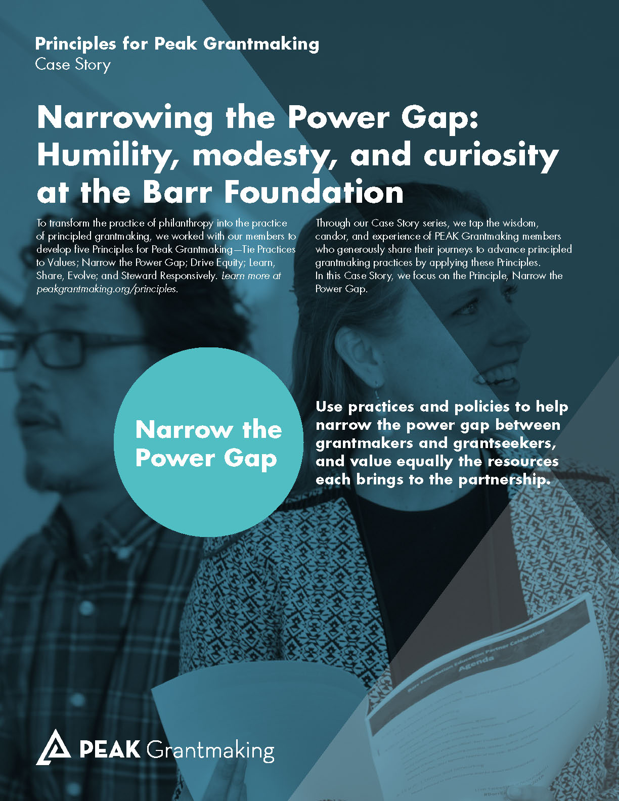 Narrowing the Power Gap case story image